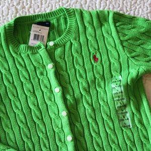 Polo Ralph Lauren Sweater Girls Large 12-14
